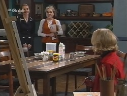 Roz Kemp, Debbie Martin, Helen Daniels in Neighbours Episode 2686