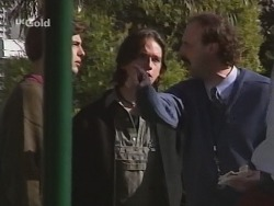 Malcolm Kennedy, Darren Stark, Alan McKenna in Neighbours Episode 2686