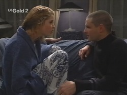 Danni Stark, Luke Handley in Neighbours Episode 2687