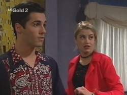 Steve George, Danni Stark in Neighbours Episode 2687