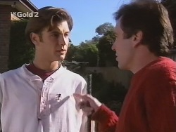 Malcolm Kennedy, Karl Kennedy in Neighbours Episode 2687
