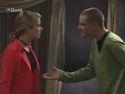 Danni Stark, Luke Handley in Neighbours Episode 2688