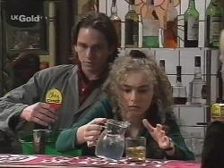 Darren Stark, Debbie Martin in Neighbours Episode 2688