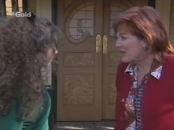 Debbie Martin, Cheryl Stark in Neighbours Episode 2688