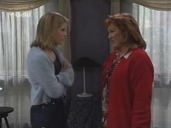 Danni Stark, Cheryl Stark in Neighbours Episode 2688