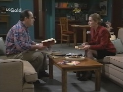 Philip Martin, Roz Kemp in Neighbours Episode 2688