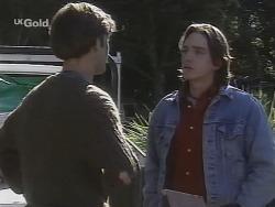 Malcolm Kennedy, Darren Stark in Neighbours Episode 2688