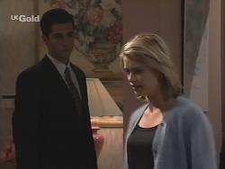 Steve George, Danni Stark in Neighbours Episode 2689