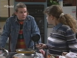Toadie Rebecchi, Hannah Martin in Neighbours Episode 2689