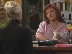 Joanna Hartman, Cheryl Stark in Neighbours Episode 2689