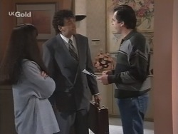 Susan Kennedy, Real Estate Assistant, Karl Kennedy in Neighbours Episode 2690
