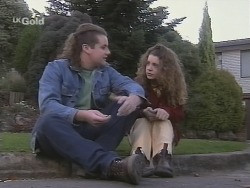 Toadie Rebecchi, Hannah Martin in Neighbours Episode 2690