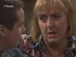 Toadie Rebecchi, Angie Rebecchi in Neighbours Episode 2690