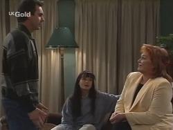 Karl Kennedy, Susan Kennedy, Cheryl Stark in Neighbours Episode 2690