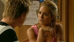 Ringo Brown, Rachel Kinski in Neighbours Episode 5221