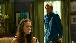 Carmella Cammeniti, Oliver Barnes in Neighbours Episode 5221