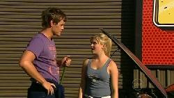 Ned Parker, Janae Hoyland in Neighbours Episode 5229