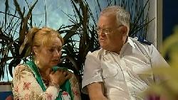 Janelle Timmins, Harold Bishop in Neighbours Episode 5231