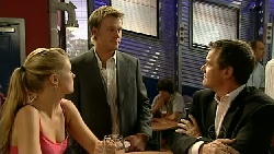 Elle Robinson, Oliver Barnes, Paul Robinson in Neighbours Episode 5232