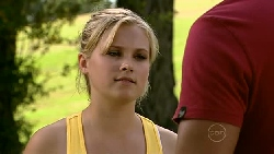 Janae Timmins, Ned Parker in Neighbours Episode 5232
