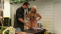 Adam Rhodes, Pepper Steiger in Neighbours Episode 5236