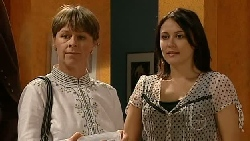 Prue Brown, Rosie Cammeniti in Neighbours Episode 5237