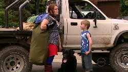 Bree Timmins, Jake, Mickey Gannon in Neighbours Episode 5237
