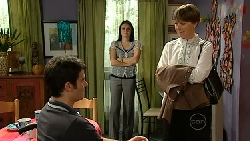 Frazer Yeats, Rosie Cammeniti, Prue Brown in Neighbours Episode 5237