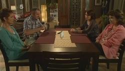 Susan Kennedy, Karl Kennedy, Libby Kennedy, Lyn Scully in Neighbours Episode 6136