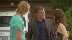 Andrew Robinson, Paul Robinson, Summer Hoyland in Neighbours Episode 6137
