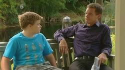 Callum Jones, Paul Robinson in Neighbours Episode 6138