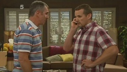 Karl Kennedy, Toadie Rebecchi in Neighbours Episode 6138