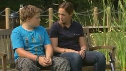 Callum Jones, Sonya Mitchell in Neighbours Episode 6138