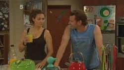 Jade Mitchell, Lucas Fitzgerald in Neighbours Episode 6139