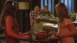 Jade Mitchell, Toadie Rebecchi, Lucas Fitzgerald, Sonya Mitchell in Neighbours Episode 6139
