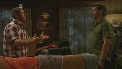 Toadie Rebecchi, Lucas Fitzgerald in Neighbours Episode 6139