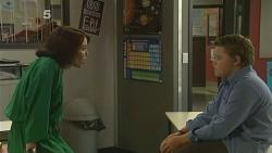 Libby Kennedy, Callum Jones in Neighbours Episode 6140