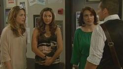 Sonya Mitchell, Jade Mitchell, Libby Kennedy, Toadie Rebecchi in Neighbours Episode 6140