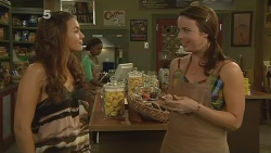 Jade Mitchell, Kate Ramsay in Neighbours Episode 6140
