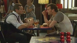 Toadie Rebecchi, Lucas Fitzgerald in Neighbours Episode 6141