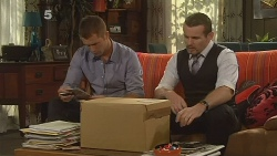 Mark Brennan, Toadie Rebecchi in Neighbours Episode 6141