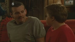 Toadie Rebecchi, Callum Jones in Neighbours Episode 6141