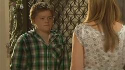 Callum Jones, Sonya Mitchell in Neighbours Episode 6143