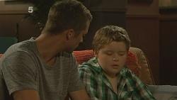 Mark Brennan, Callum Jones in Neighbours Episode 6143
