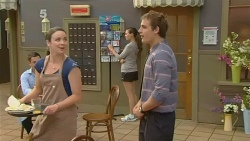 Kate Ramsay, Jade Mitchell, Kyle Canning in Neighbours Episode 6144
