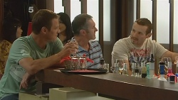 Michael Williams, Karl Kennedy, Toadie Rebecchi in Neighbours Episode 6145