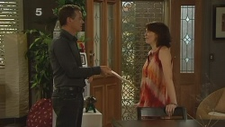 Paul Robinson, Libby Kennedy in Neighbours Episode 6145