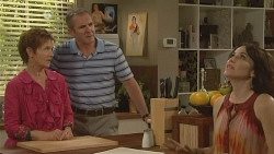 Susan Kennedy, Karl Kennedy, Libby Kennedy in Neighbours Episode 6145