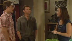 Kyle Canning, Lucas Fitzgerald, Kate Ramsay in Neighbours Episode 6145