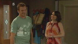 Michael Williams, Libby Kennedy in Neighbours Episode 6145